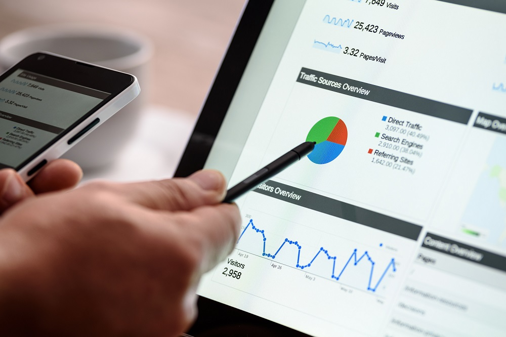 Small Business SEO Data Report