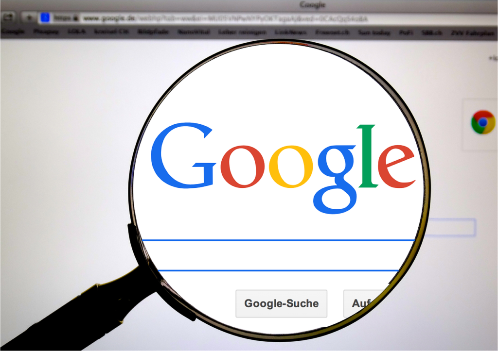 Leveraging the power of google ads through Google's search engine